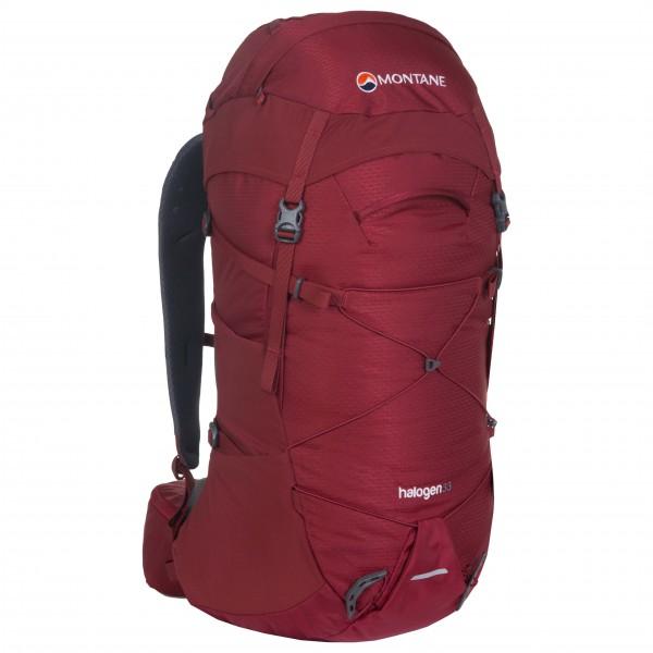 Montane - Halogen 33 - Daypack Gr M/L;S/M schwarz;rot