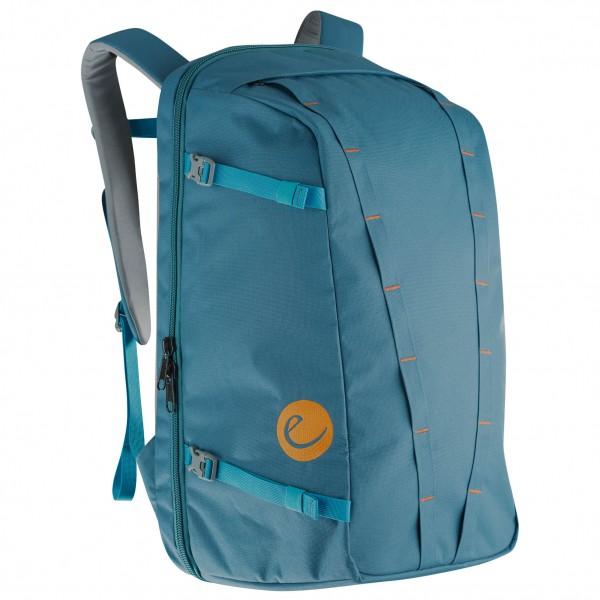 Edelrid - Rope Rider Bag 45 - Kletterrucksack Gr 45 l blau/türkis/grau 72229