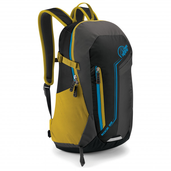 Lowe Alpine - Edge II 22 - Daypack Gr 22 l schwarz Preisvergleich