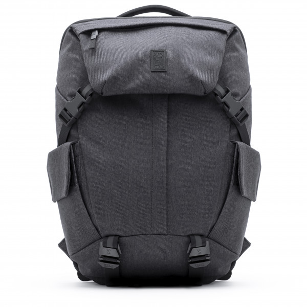 #Chrome – Pike Pack 22L – Daypack Gr 22 l schwarz;schwarz/grau#