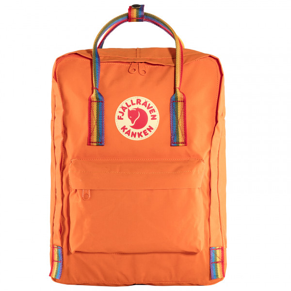 #Fjällräven – Kånken Rainbow 16 – Daypack Gr 16 l orange#