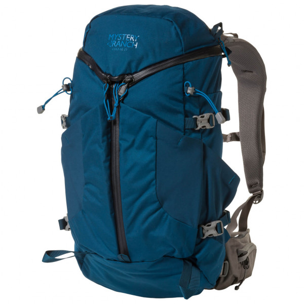 Mystery Ranch - Coulee 25 - Walking Backpack Size 25 L - L/xl  Blue/black