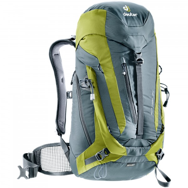 Deuter - Act Trail 24 - Wanderrucksack Gr 24 l - Regular ocean /blau