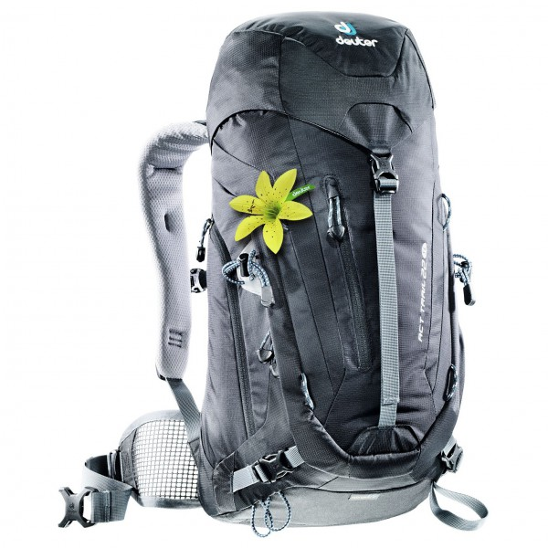 Deuter - Women´s Act Trail 22 SL - Wanderrucksack Gr 22 l - Short schwarz