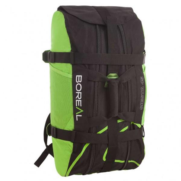 Boreal - Siesta 45 - Climbing Backpack Size 45 L  Black/green