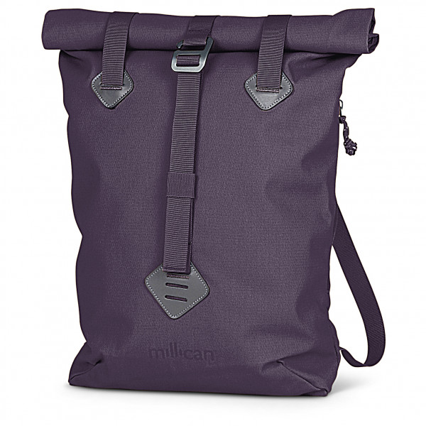 Millican - Tinsley The Tote Pack 14 - Daypack Size 14 L  Black/purple