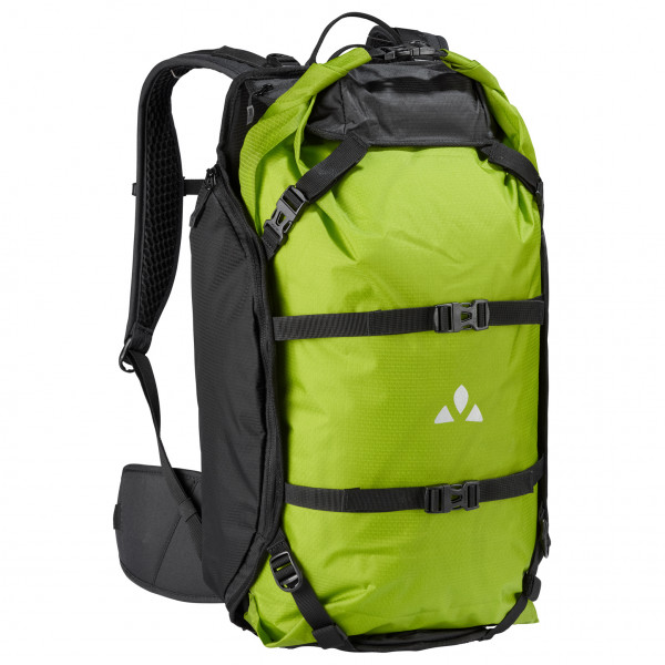 Vaude - Trailpack - Cycling Backpack Size 27 L  Green/black