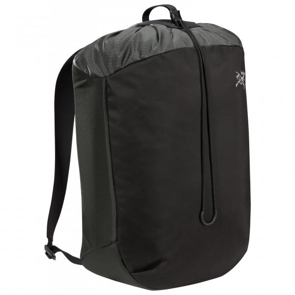 Image of Arc'teryx Arro 20 Bucket Bag Daypack Gr 20 l schwarz;schwarz/braun