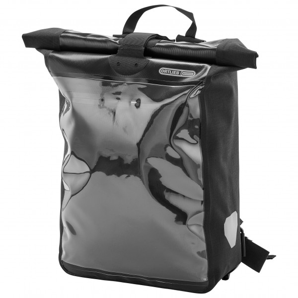 Ortlieb - Messenger-Bag Pro - Bike-Rucksack Gr 39 l grau/schwarz R2201