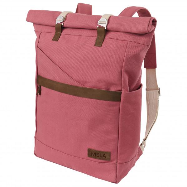 MELAWEAR - Rucksack Ansvar I - Daypack Gr 14+5 l rosa/rot mw-500-600-red