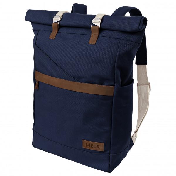 MELAWEAR - Rucksack Ansvar I - Daypack Gr 14+5 l blau/schwarz mw-500-600-blu