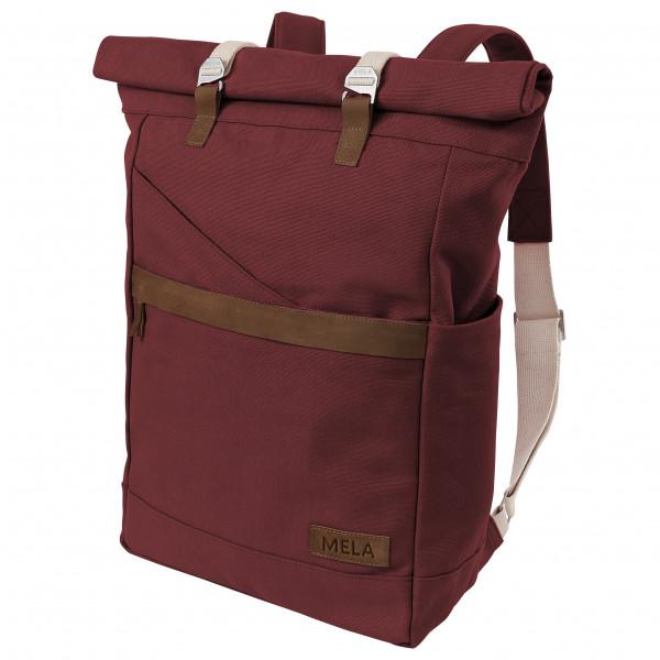 MELAWEAR - Rucksack Ansvar I - Daypack Gr 14+5 l rot mw-500-600-bred
