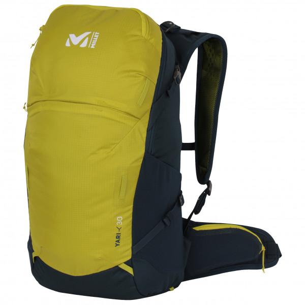 Millet - Yari 30 - Walking Backpack Size 30 L  Black/orange/yellow