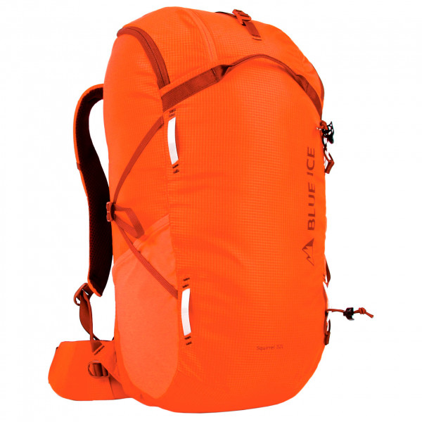 Blue Ice - Squirrel Pack 32 - Climbing Backpack Size 32 L  Orange/red