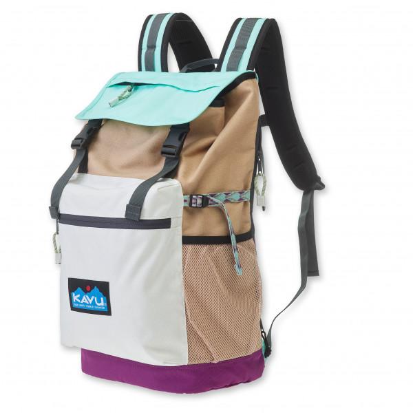 #KAVU – Timaru – Daypack Gr 22,4 l grau/schwarz#