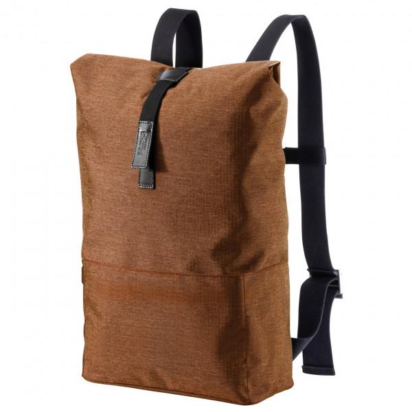 #Brooks England – Pickwick Tex Nylon 26 – Daypack Gr 26 l schwarz/grau/lila;grau/schwarz;braun/schwarz;schwarz#