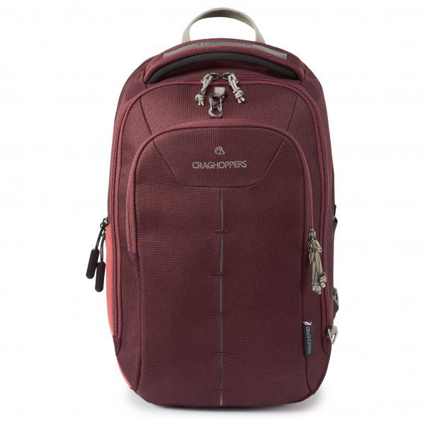 Craghoppers - 20L Rucksack - Daypack Gr 20 l lila/rot CER5123  1B6000