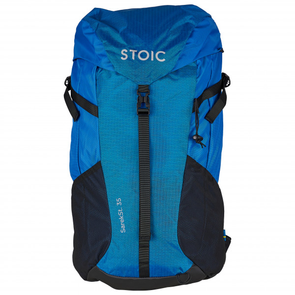 Stoic - Sarekst. 35 - Walking Backpack Size 35 L  Blue/black