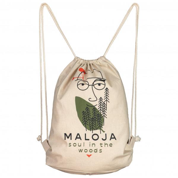 Image of Maloja RotfichteM. Daypack Gr One Size beige/weiß