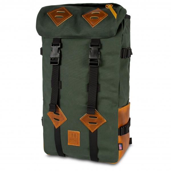 Image of Topo Designs Klettersack Heritage Canvas Daypack Gr 25 l schwarz;braun