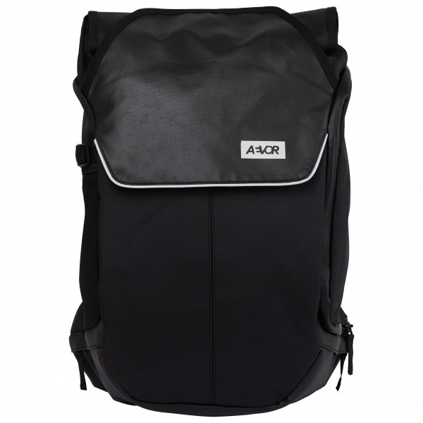 AEVOR - Bike Pack 18 - Bike-Rucksack Gr 18+6 l schwarz AVR-FLX-001-801