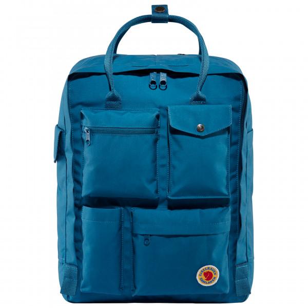 Fjällräven - Samlaren Kånken - Daypack Gr 16 l blau F32002539