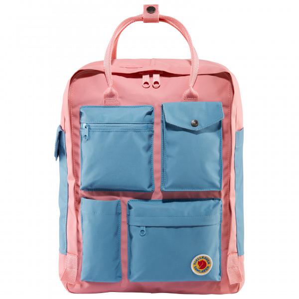 Fjällräven - Samlaren Kånken - Daypack Gr 16 l blau/rosa F32003312-508