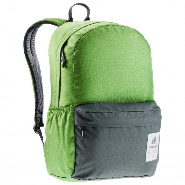 Deuter - Infiniti Backpack - Daypack Size 45 X 28 X 22 Cm  Green/grey