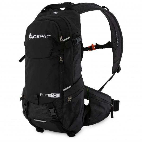 Image of Acepac Flite 10 Rucksack Bike-Rucksack Gr 10 l schwarz