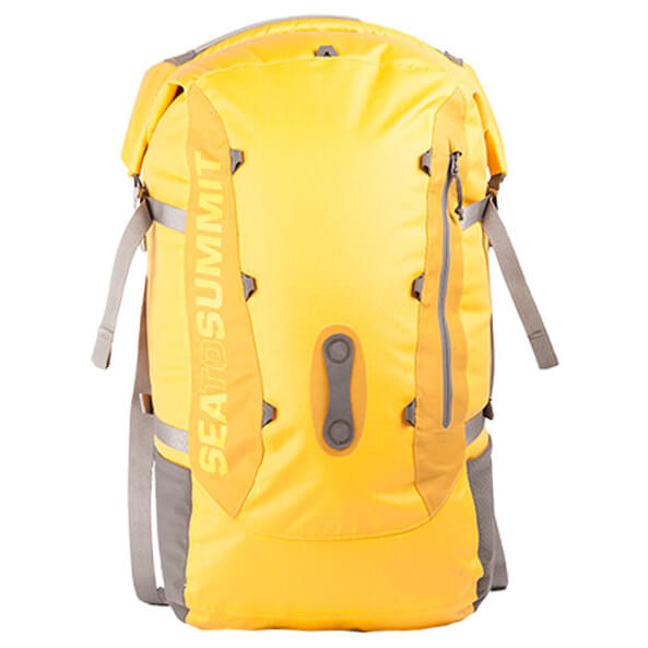 Sea to Summit - Flow 35 Drypack - Kletterrucksack Gr 35 l orange AWDP35YW