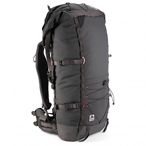 Klättermusen - Grip Backpack 40 - Tourenrucksack Gr 40 l schwarz/grau