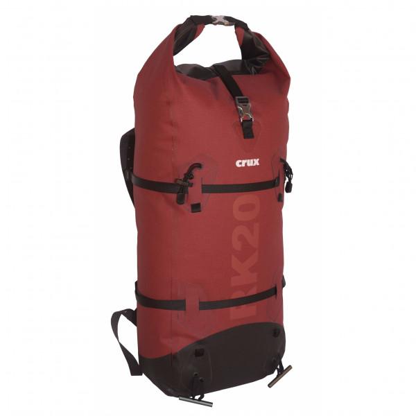 Crux - RK20 - Kletterrucksack Gr 20 l rot/schwarz RK-20-RD-0
