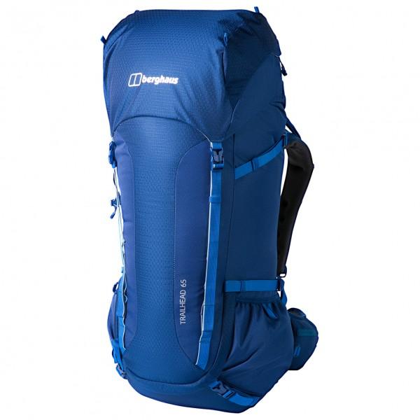 Berghaus - Trailhead 65 Rucksack - Walking Backpack Size 65 L  Blue