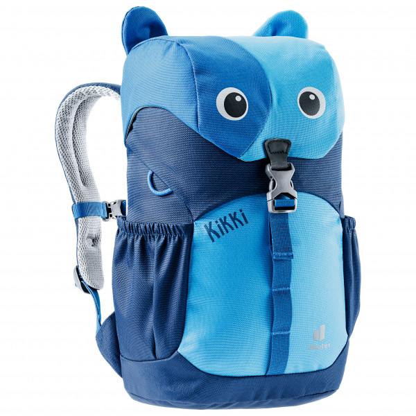 Color Kids - Kids Boxi Rain Bib Pants Pu - Waterproof Trousers Size 122  Blue