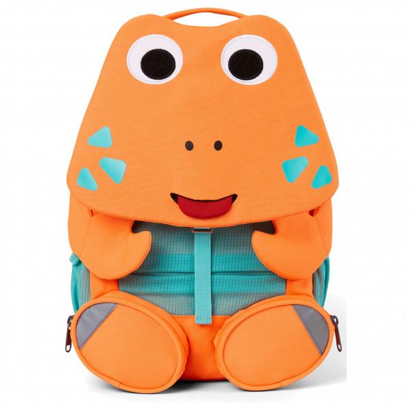 Affenzahn - Großer Freund Krabbe - Kinderrucksack Gr 8 l orange AFZ-NEL-001-038