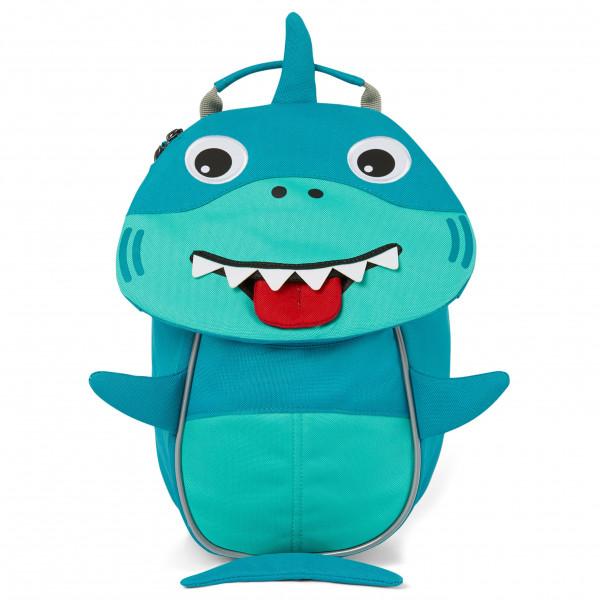 Affenzahn - Kleiner Freund Hai - Kids Backpack Size 4 L  Turquoise