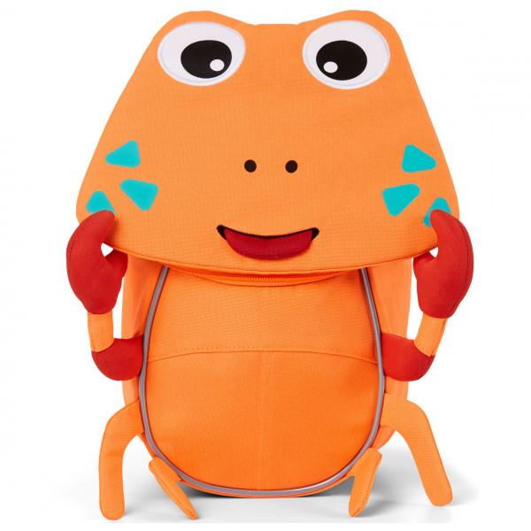 Affenzahn - Kleiner Freund Krabbe - Kinderrucksack Gr 4 l orange AFZ-NES-001-038