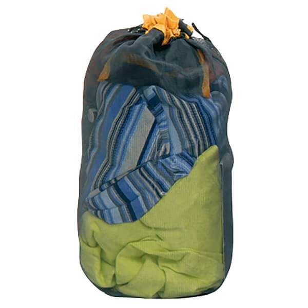 Image of Exped Mesh Bag Packsack Gr S blau/schwarz