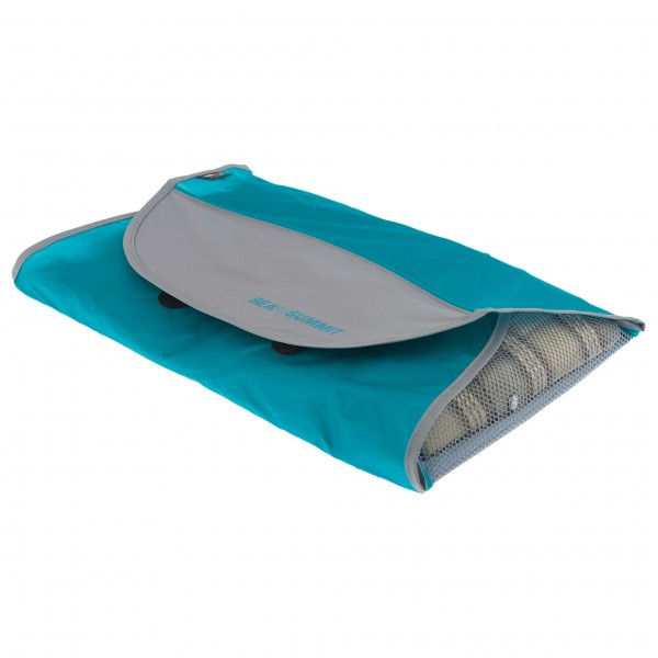 Vaude - S�ntis 1200 Syn - Synthetic Sleeping Bag Size 220 Cm  Blue