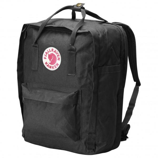 Fjällräven - Kanken 15' - Notebooktasche Gr 18 l schwarz