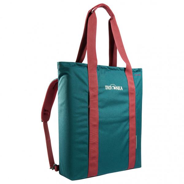 Tatonka - Grip Bag - Umhängetasche Gr 22 l türkis/rot 1631063