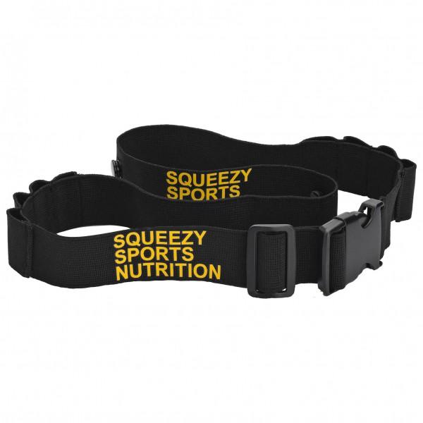 Squeezy - Startnummerngürtel - Hüfttasche Gr One Size schwarz ZU0006
