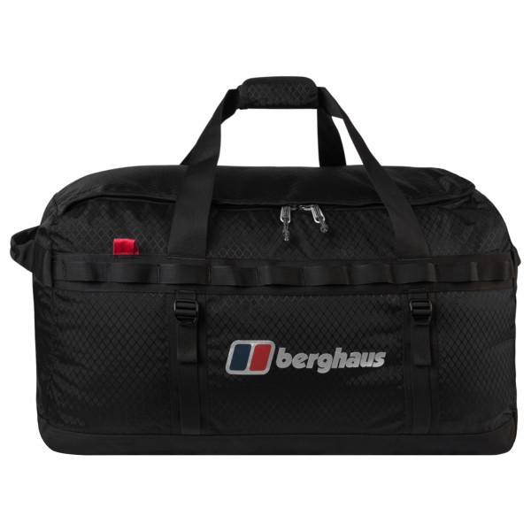 Berghaus - Expedition Mule 60 Holdall - Luggage Size 60 L  Black