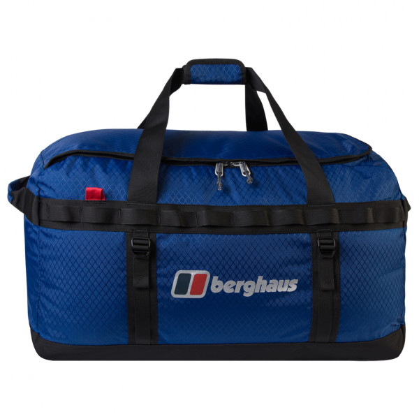 Berghaus - Expedition Mule 60 Holdall - Luggage Size 60 L  Blue/black