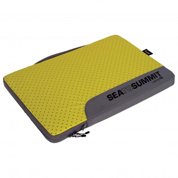 Sea to Summit Laptop Sleeve Beschermhoes maat Large groen