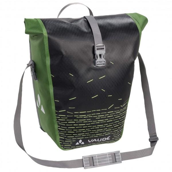 Vaude - Aqua Back Print Single - Gepäckträgertasche Gr 24 L schwarz/grau/oliv Preisvergleich