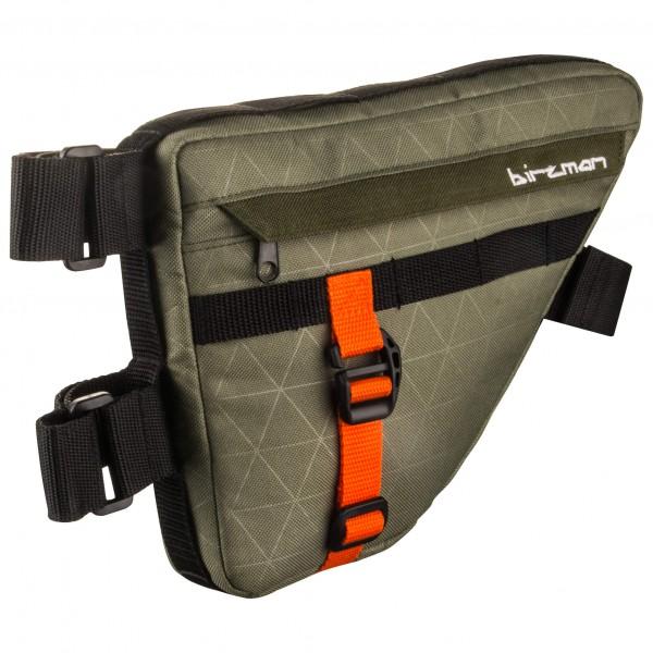 Birzman - Packman Travel Frame Pack Satellite - Bike Bag Size 2 5 L  Olive/black/grey