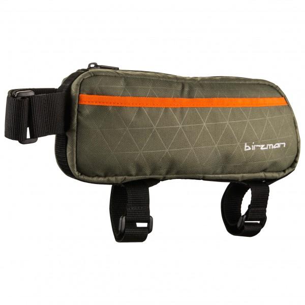 Birzman - Packman Travel Top Tube Pack - Bike Bag Size 0 8 L  Olive/black/grey
