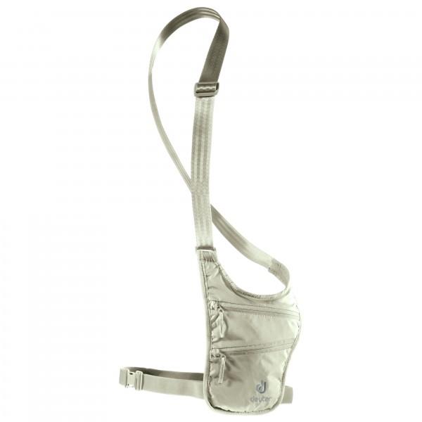 Deuter - Security Holster - Umhängetasche Gr One Size grau/weiß