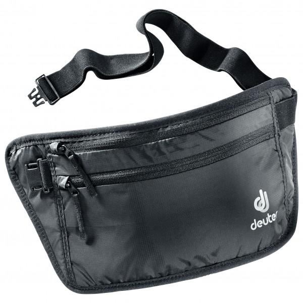 Deuter - Security Money Belt Ii - Hip Bag Size 14 X 24 Cm  Black/grey